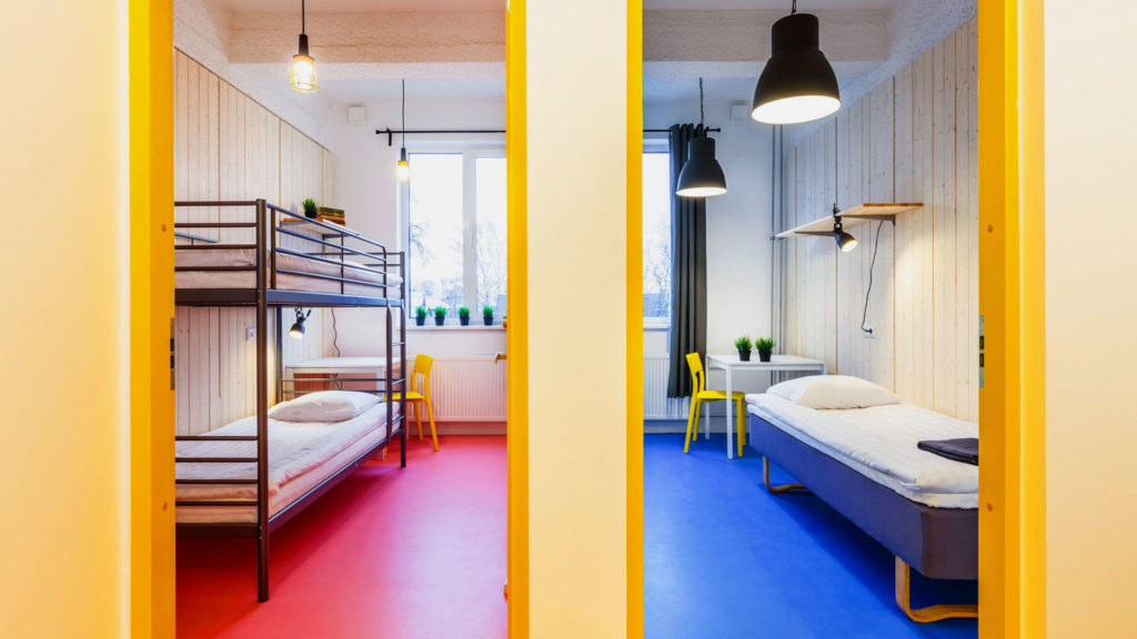 Фото комнат в гостинице с кроватями