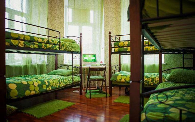 Двухъярусная кровать для взрослых (6)