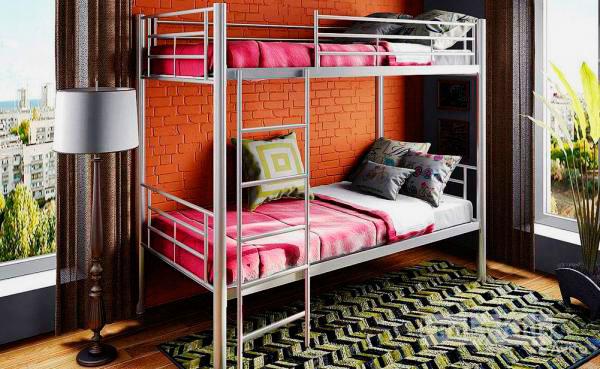 Фото двухъярусной кровати для детей старших возрастов