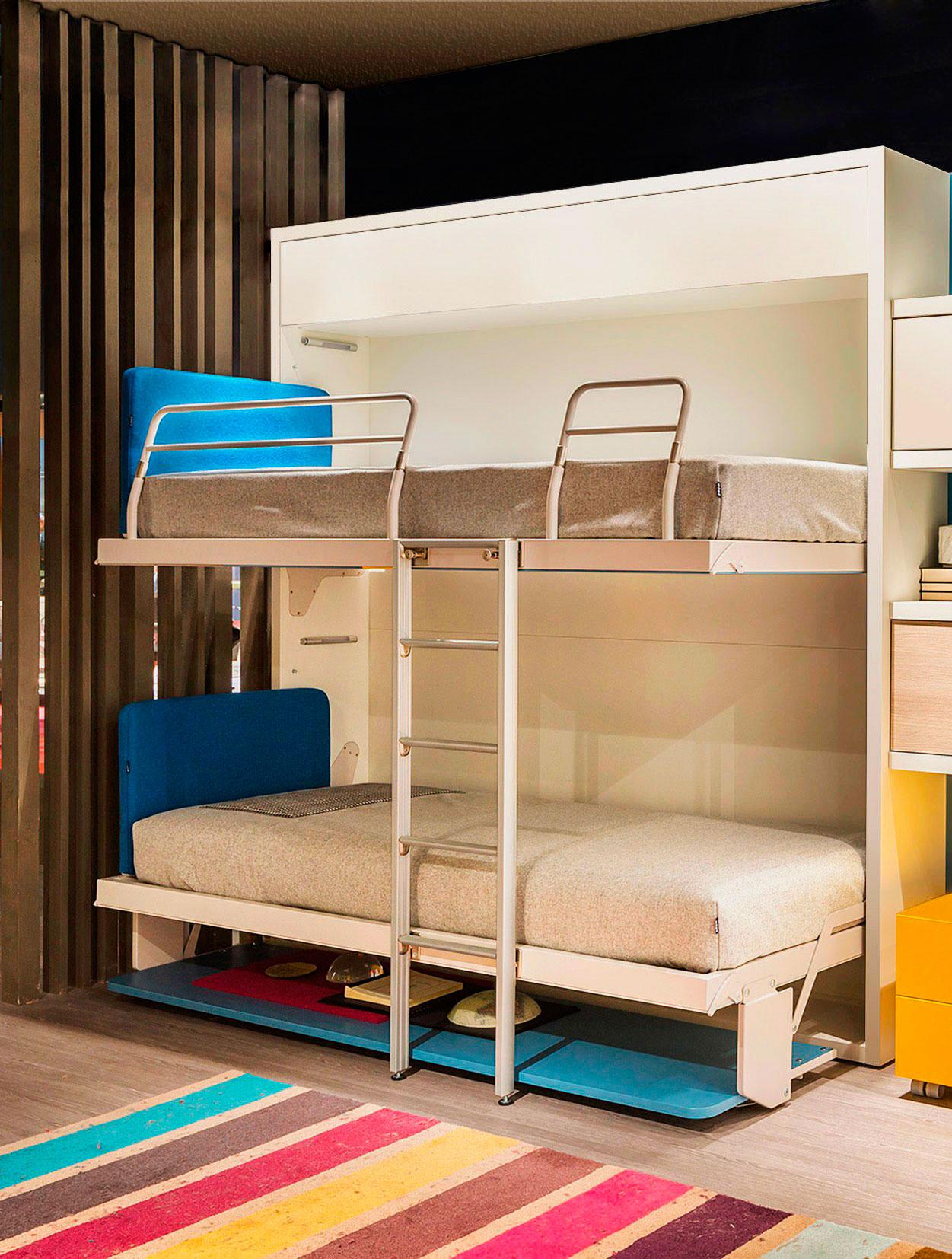 двухъярусная шкаф кровать трансформер устройство и правила выбора