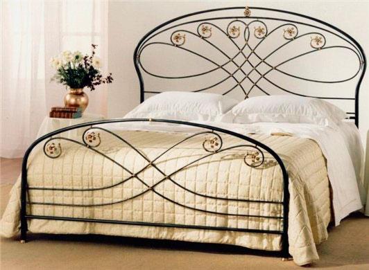 Кованая кровать (20)