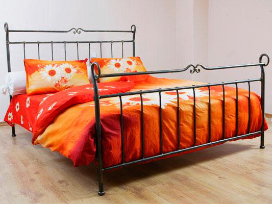 Кованая кровать (21)