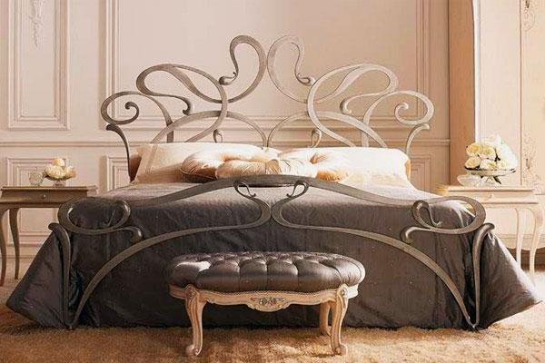 Кованая кровать (23)