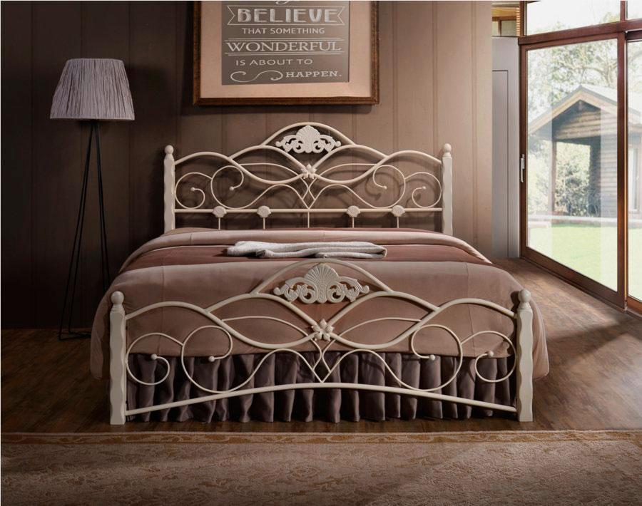 Кованая кровать (26)