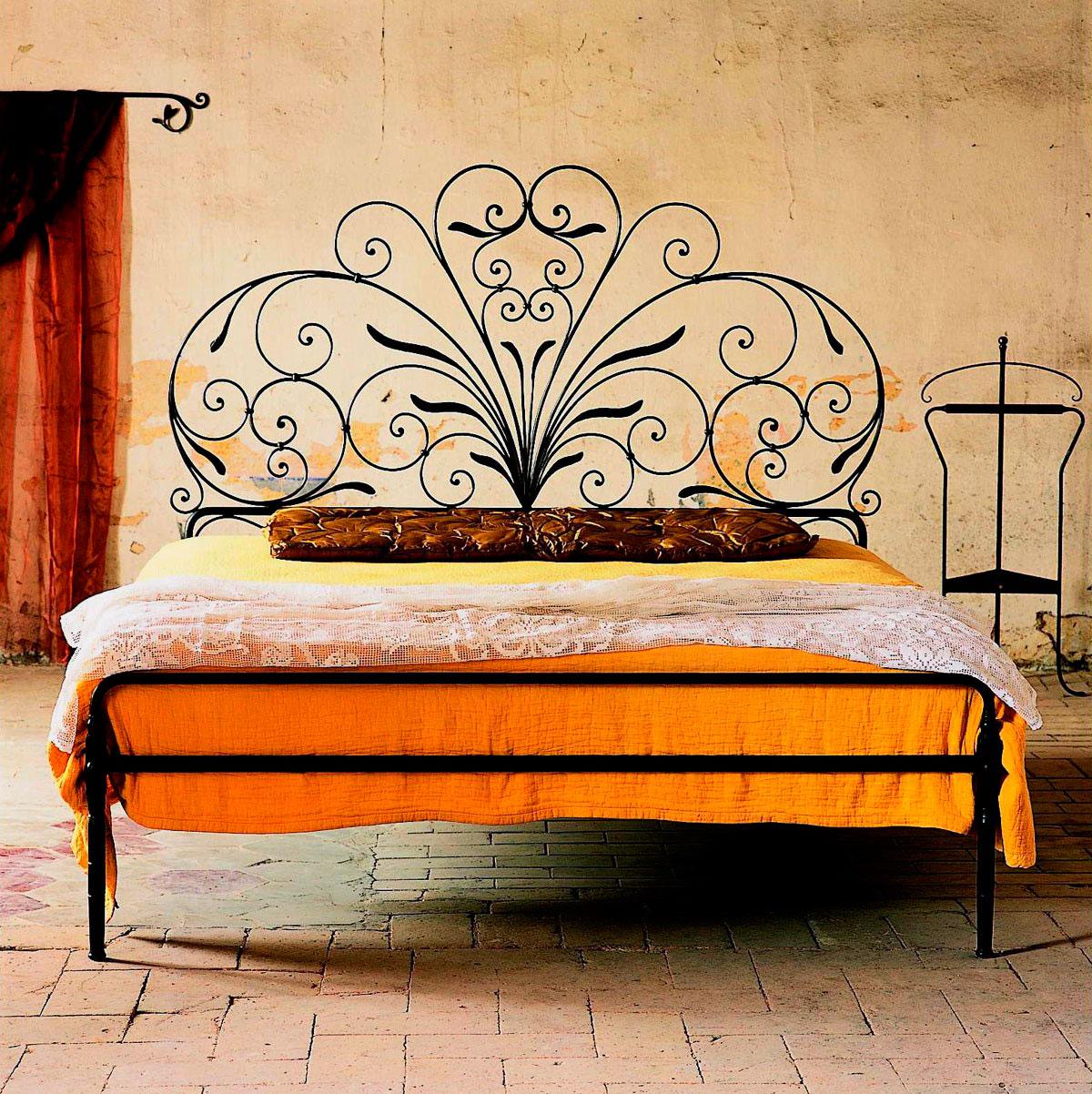 Кованая кровать (29)