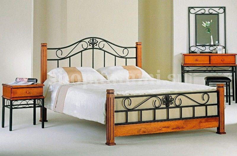 Кованая кровать (30)