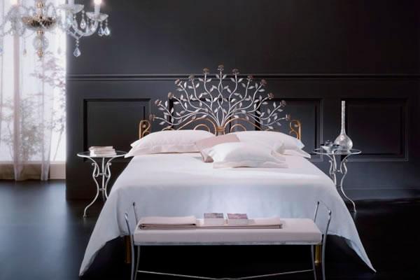 Кованая кровать (43)