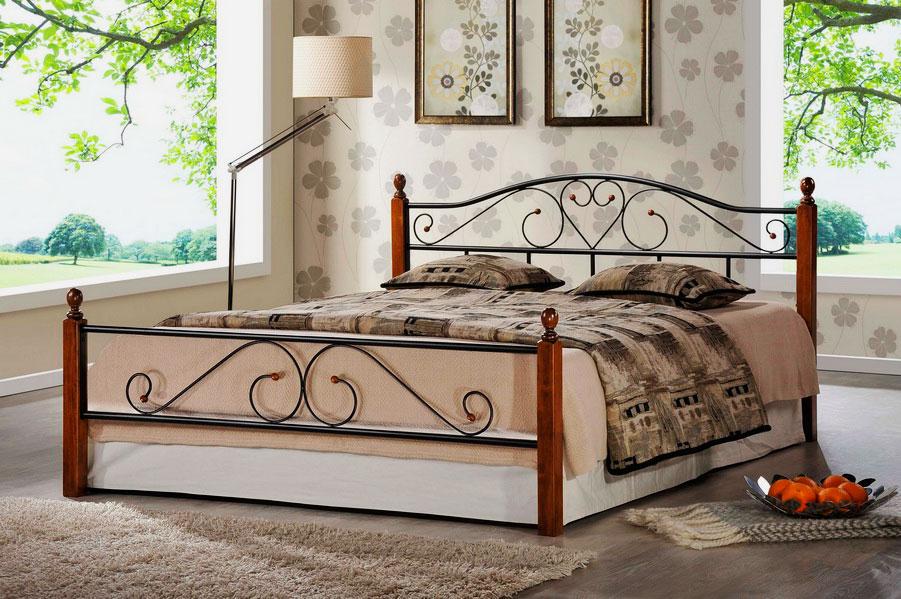Кованая кровать (50)