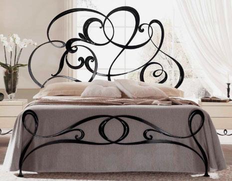 Кованая кровать (53)