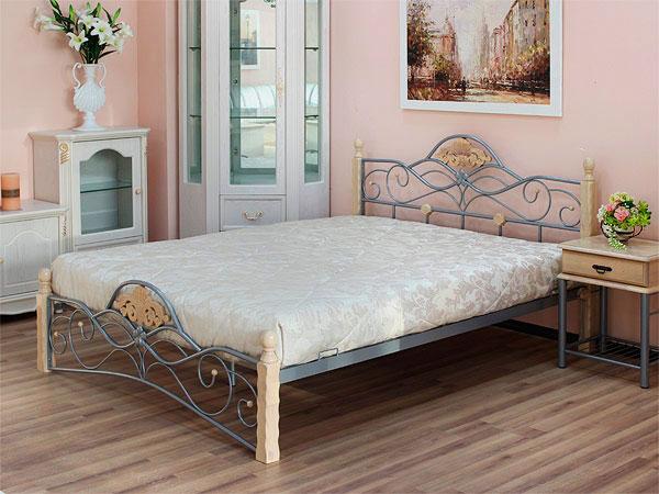 Кованая кровать (55)