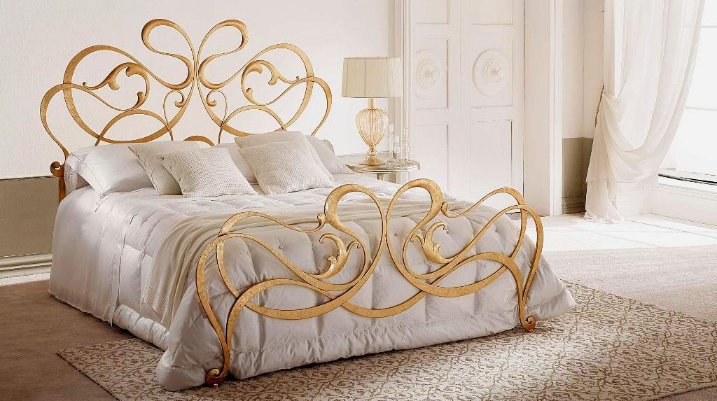 Кованая кровать (56)