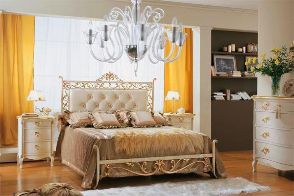 Кованая кровать (58)