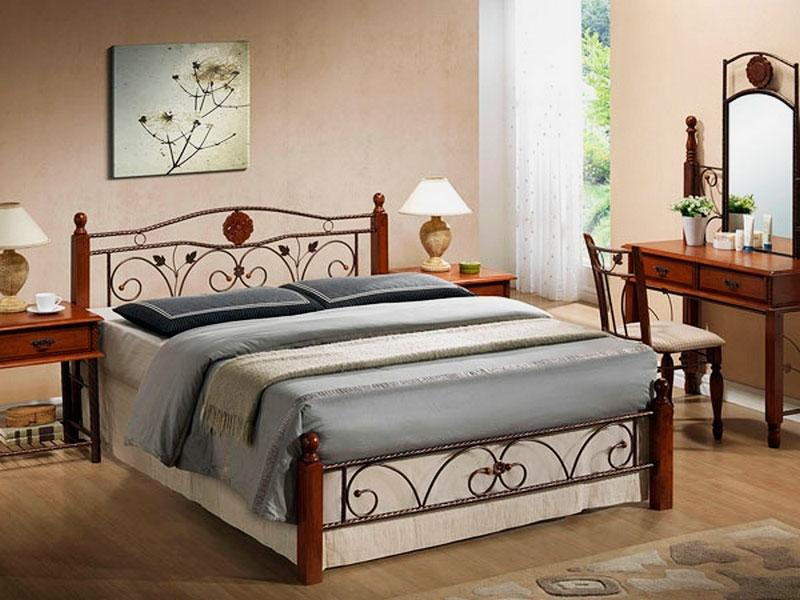 Кованая кровать (59)