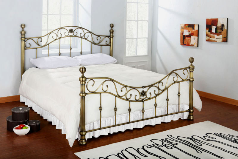 Кованая кровать (62)