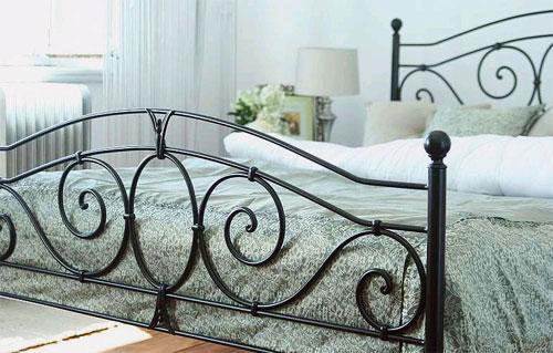 Кованая кровать (8)