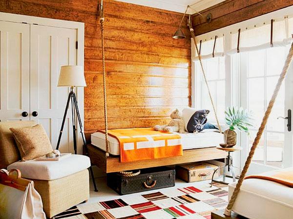 Подвесная кровать (10)