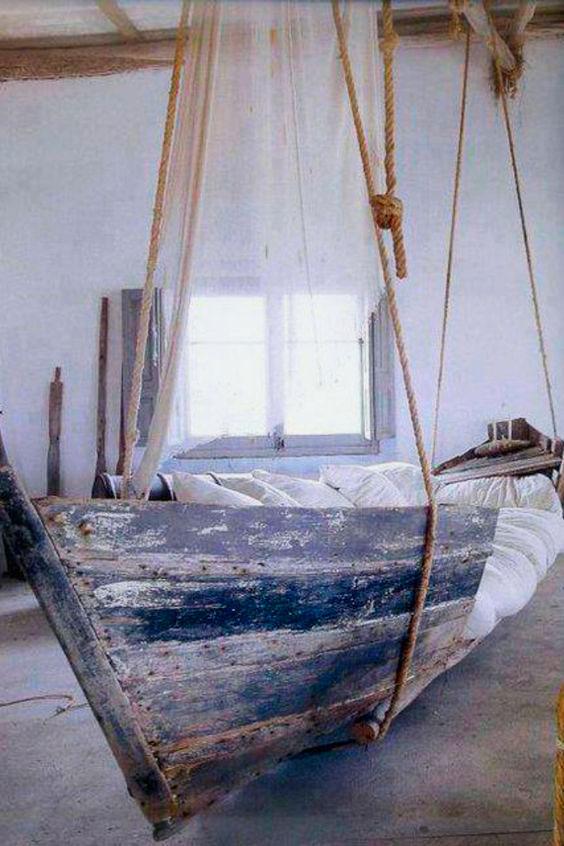 Подвесная кровать (14)