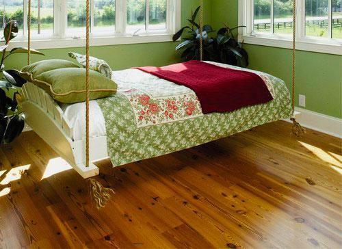 Подвесная кровать (19)