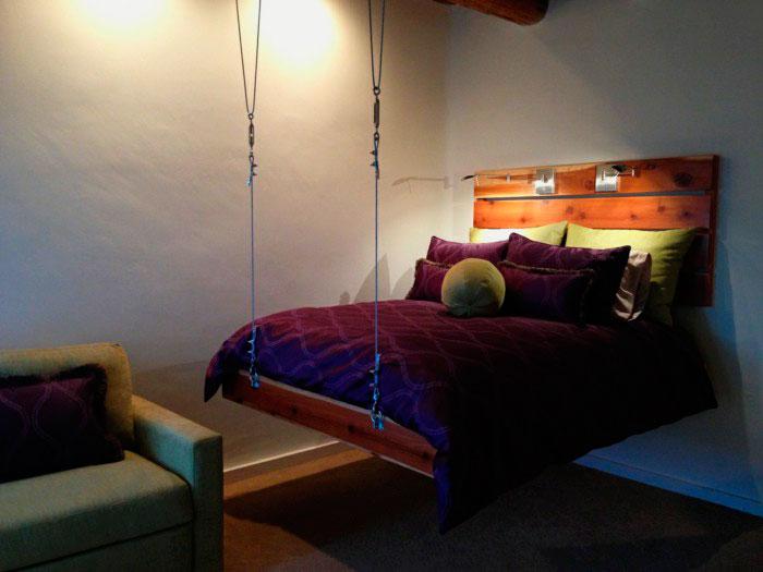 Подвесная кровать (20)