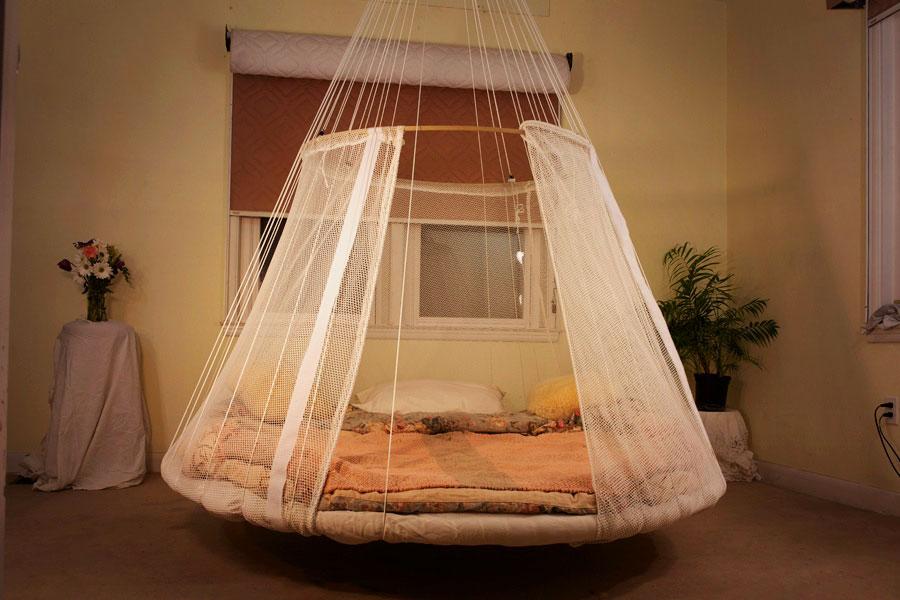 Подвесная кровать (23)
