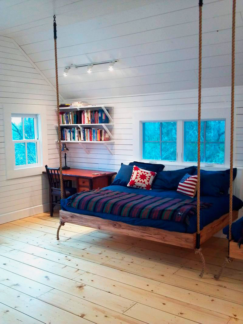 Подвесная кровать (3)