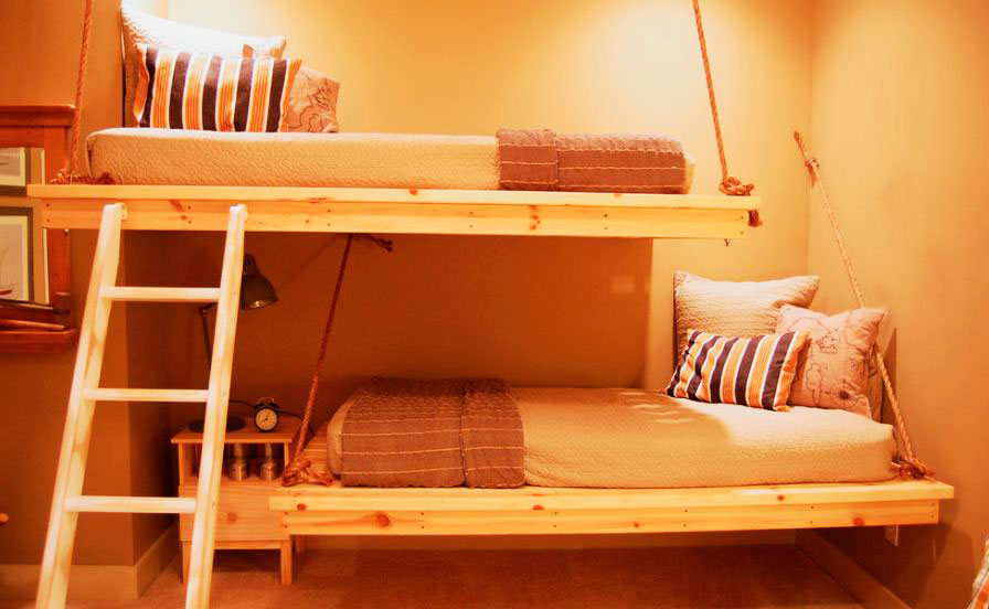 Подвесная кровать (30)