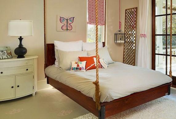 Подвесная кровать (4)