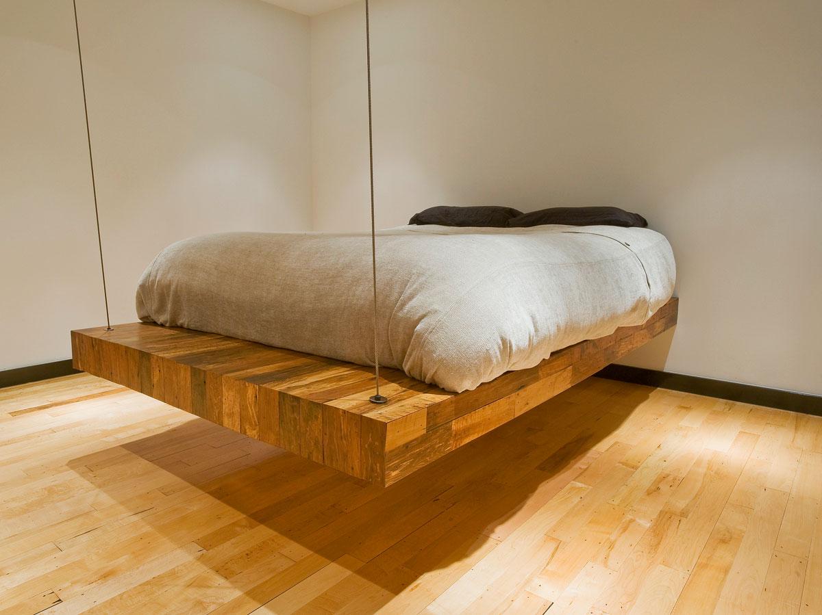 Подвесная кровать (44)