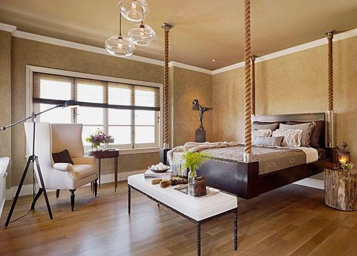 Подвесная кровать (45)