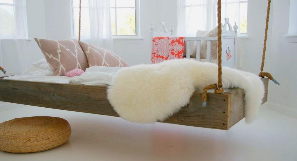 Подвесная кровать (46)