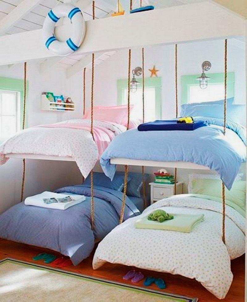 Подвесная кровать (47)