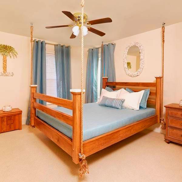 Подвесная кровать (50)