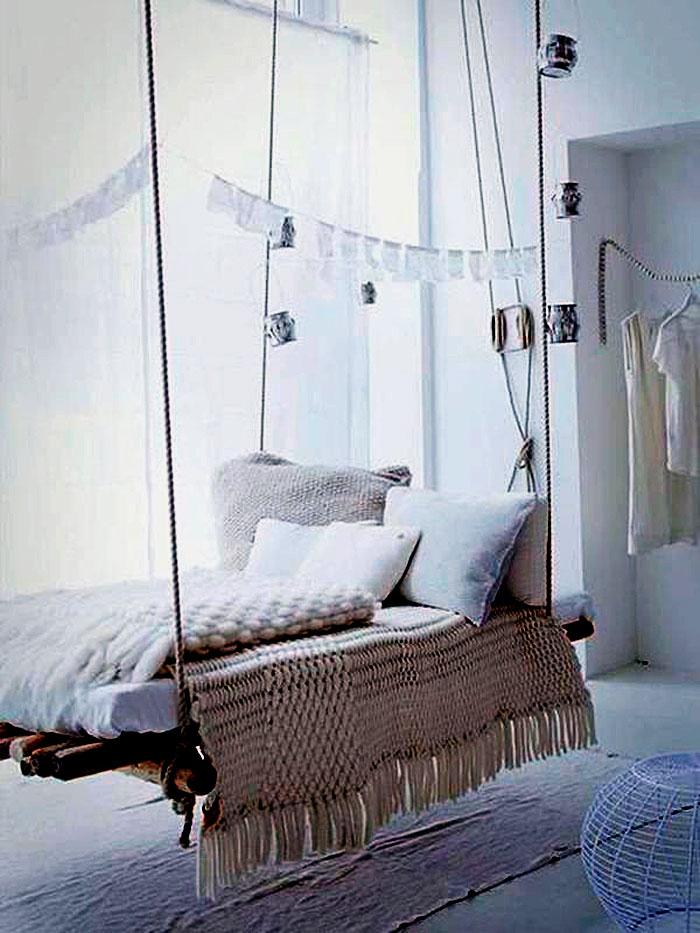 Подвесная кровать (7)
