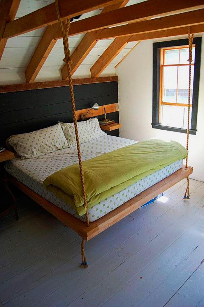 Подвесная кровать (8)