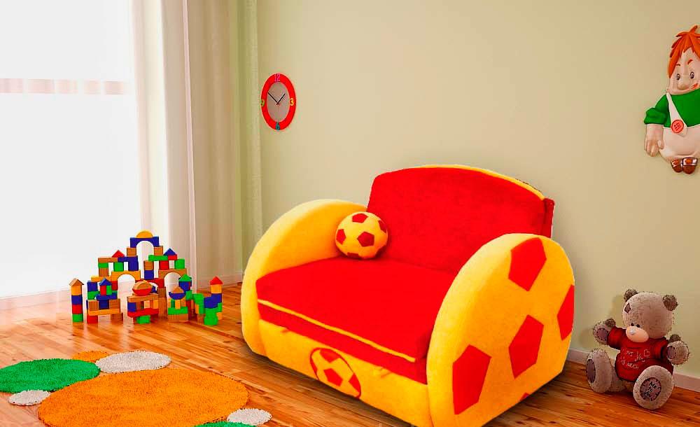 Кресло-кровать для мальчика