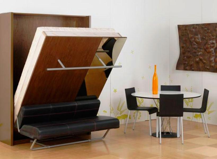 Мебель-трансформер для дома: фото и примеры дизайна.