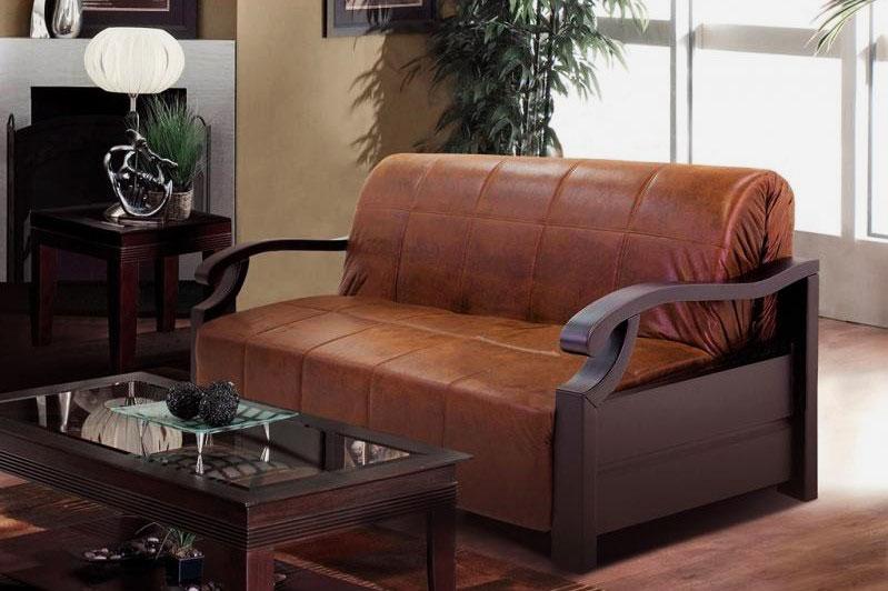 Широкое раскладное кресло с ортопедическим спальным местом