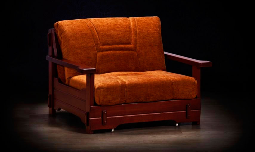Деревянное ортопедическое кресло-кровать