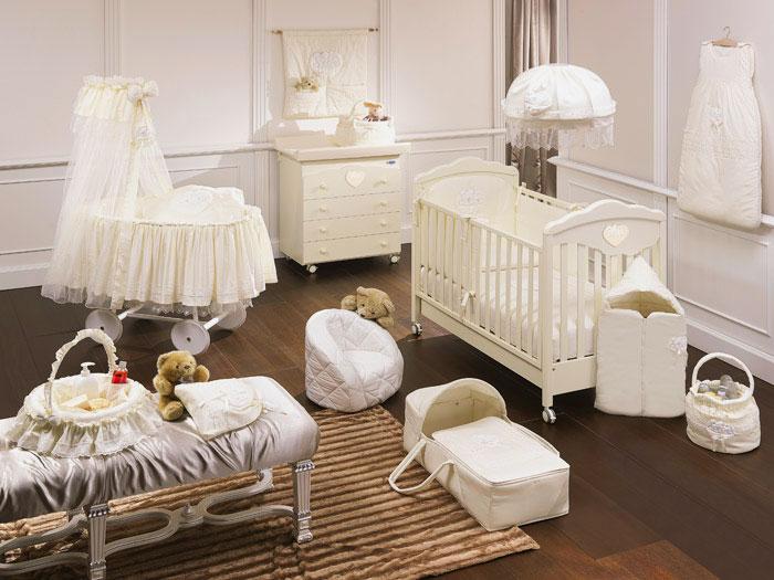 Комплект детских кроваток