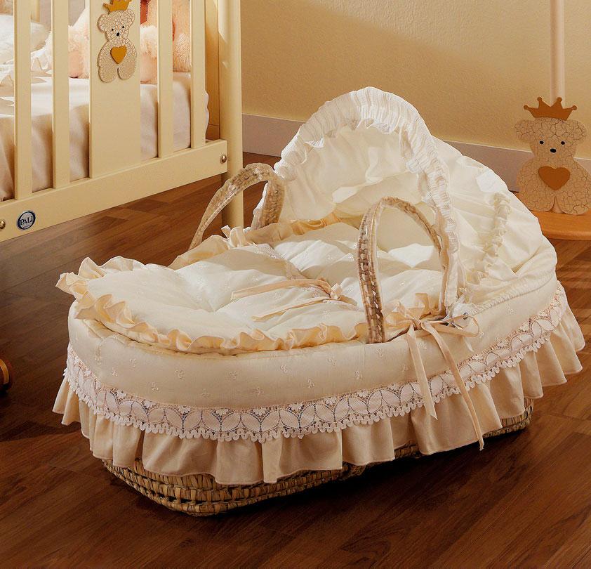 Фото переносной детской колыбели