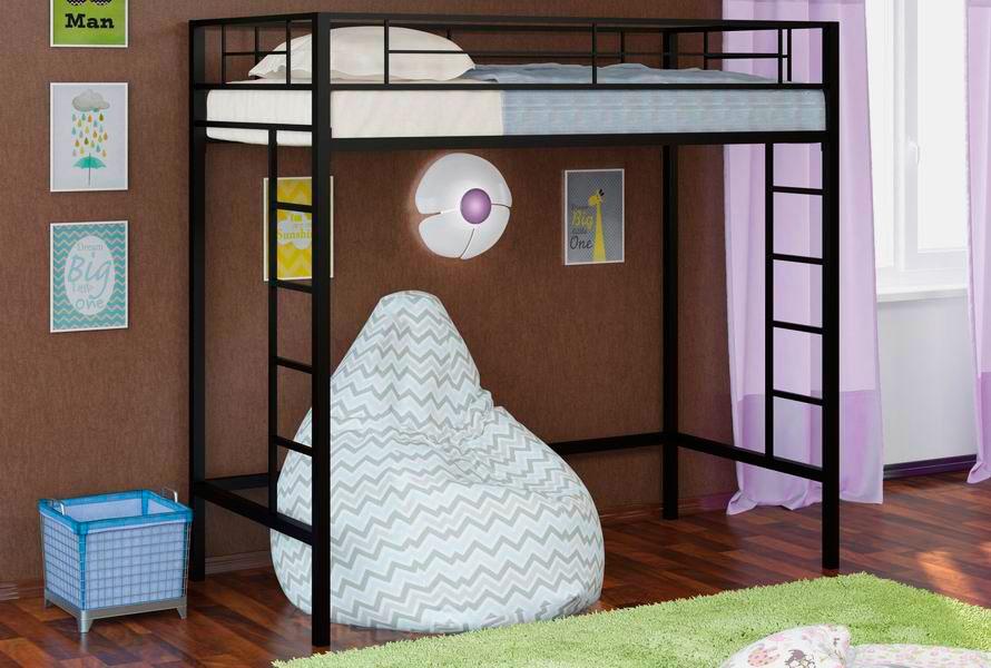 Классическая модель кровати-чердака