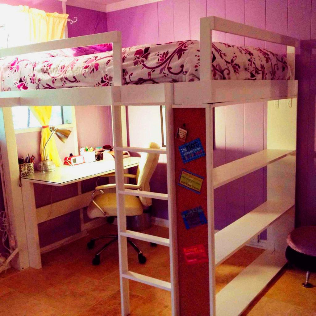 cama Photo adolescente