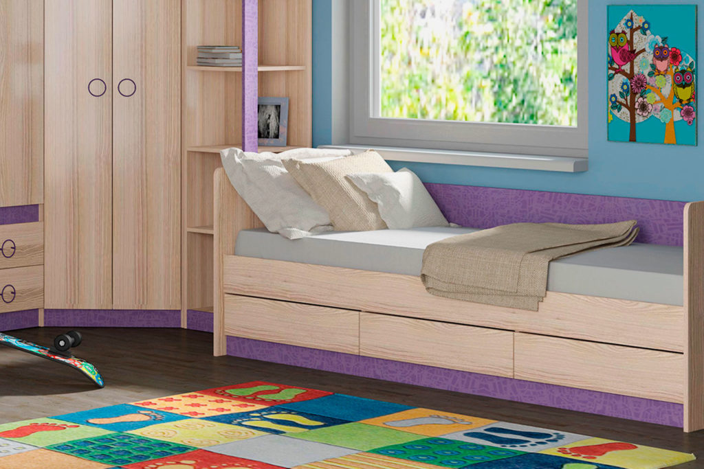 Спальный гарнитур для подростков
