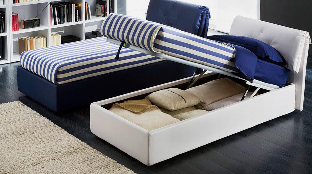 Кровати для подростков с подъёмным ортопедическим основанием