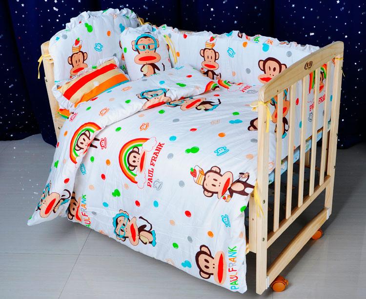 Фото спального места новорожденного дитя
