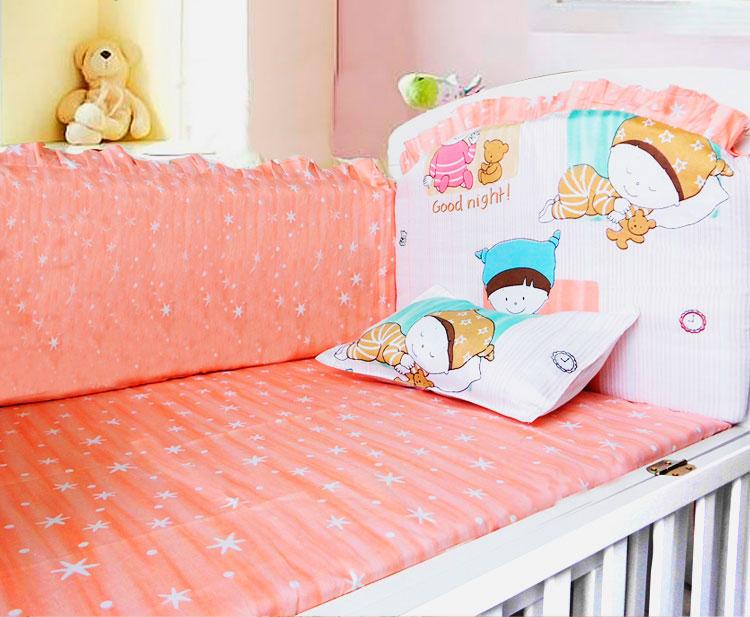 Фото детской кроватки с откидным бортиком