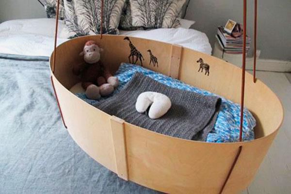 Фото спального места подвесной люльки