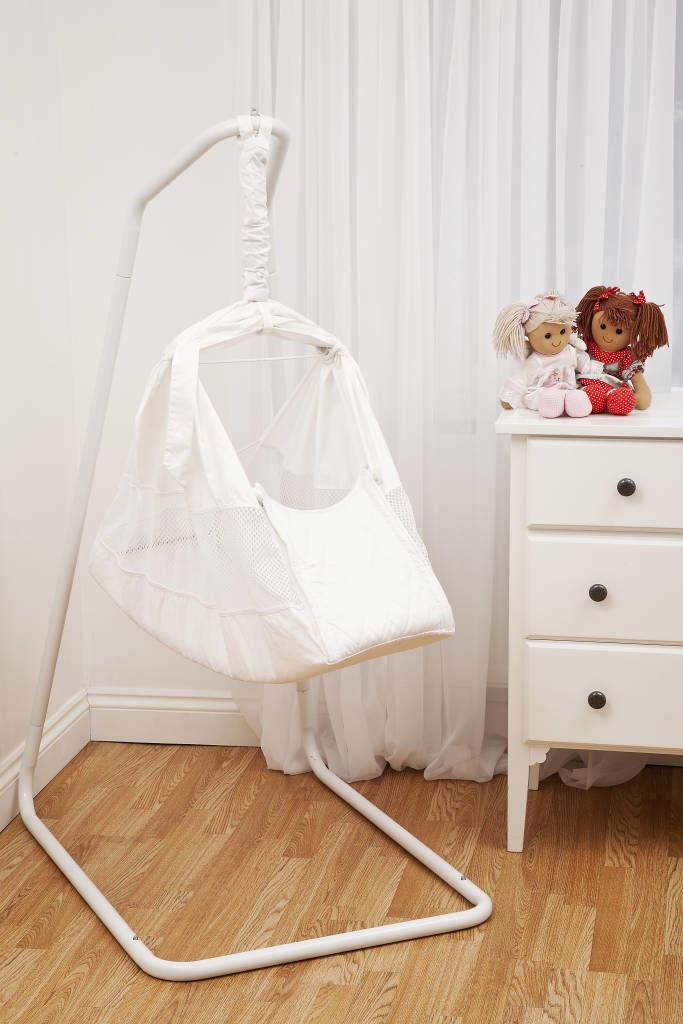 Фото подвесной детской люльки