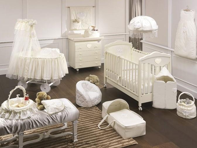Комплект кроватей для новорожденных