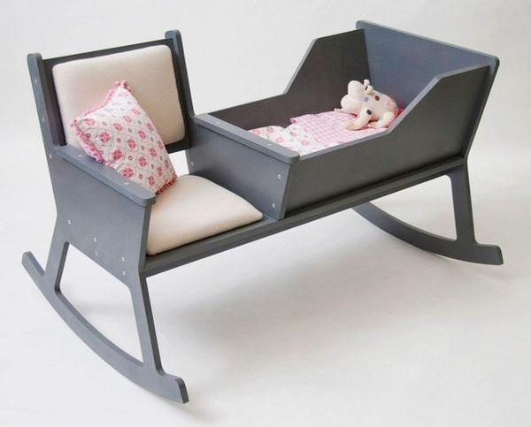 Детская люлька с креслом